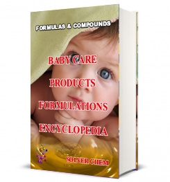 BABY CARE PRODUCTS FORMULATIONS ENCYCLOPEDIA
