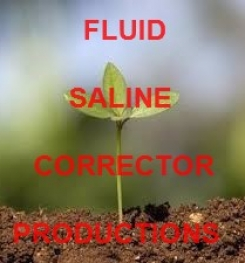 LIQUID SALINE CORRECTOR IN AGRICULTURE FORMULATIONS AND MANUFACTURING PROCESSES