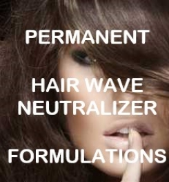 Permanent Hair Wave Neutralizer Formulation And Production