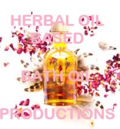Herbal Oil Based Bath Oil Formulation And Production