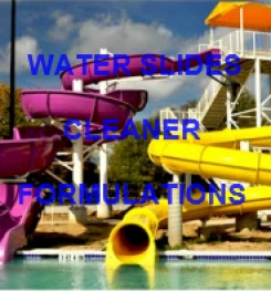 Water Slides Cleaner In swimming Pool Formulation And Production Process